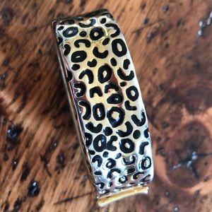 St John gold bracelet